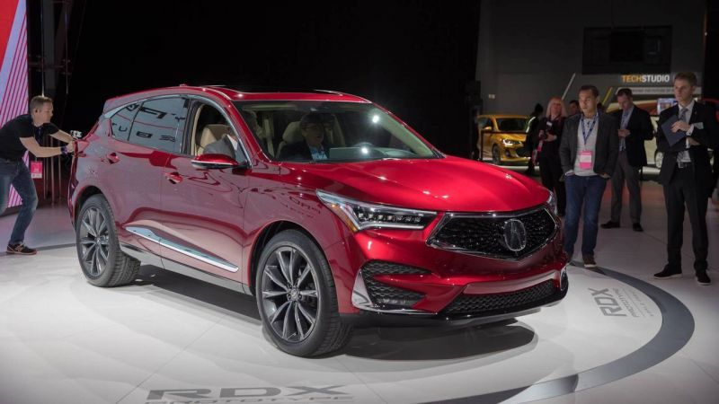 Acura Rdx Dimensions >> 2019 Acura Rdx Review Dimensions New Car Announcements Acura