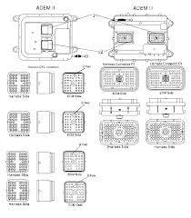 Cat C15 Ecm Wiring Diagram Cummins ISX ECM Wiring Diagram