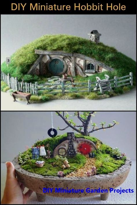 Diy Miniature Garden Hacks Decorationdiy Miniature Garden Hacks Decoration Miniaturegardenidea In 2020 Fairy Garden Diy Fairy Garden Designs Diy Fairy