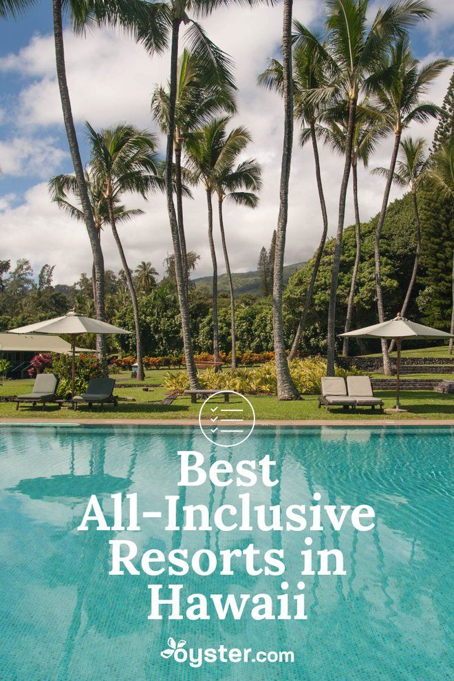 The 3 Best All-Inclusive Resorts In Hawaii