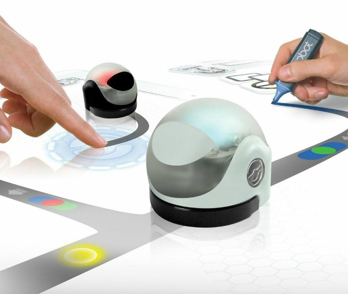 Technology Toys For Boys : The ozobot gaming robot makes smart kids even smarter