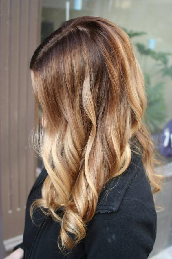 Highlighting Hair Trends Foils Ombre Balayage Avlgrit Curls