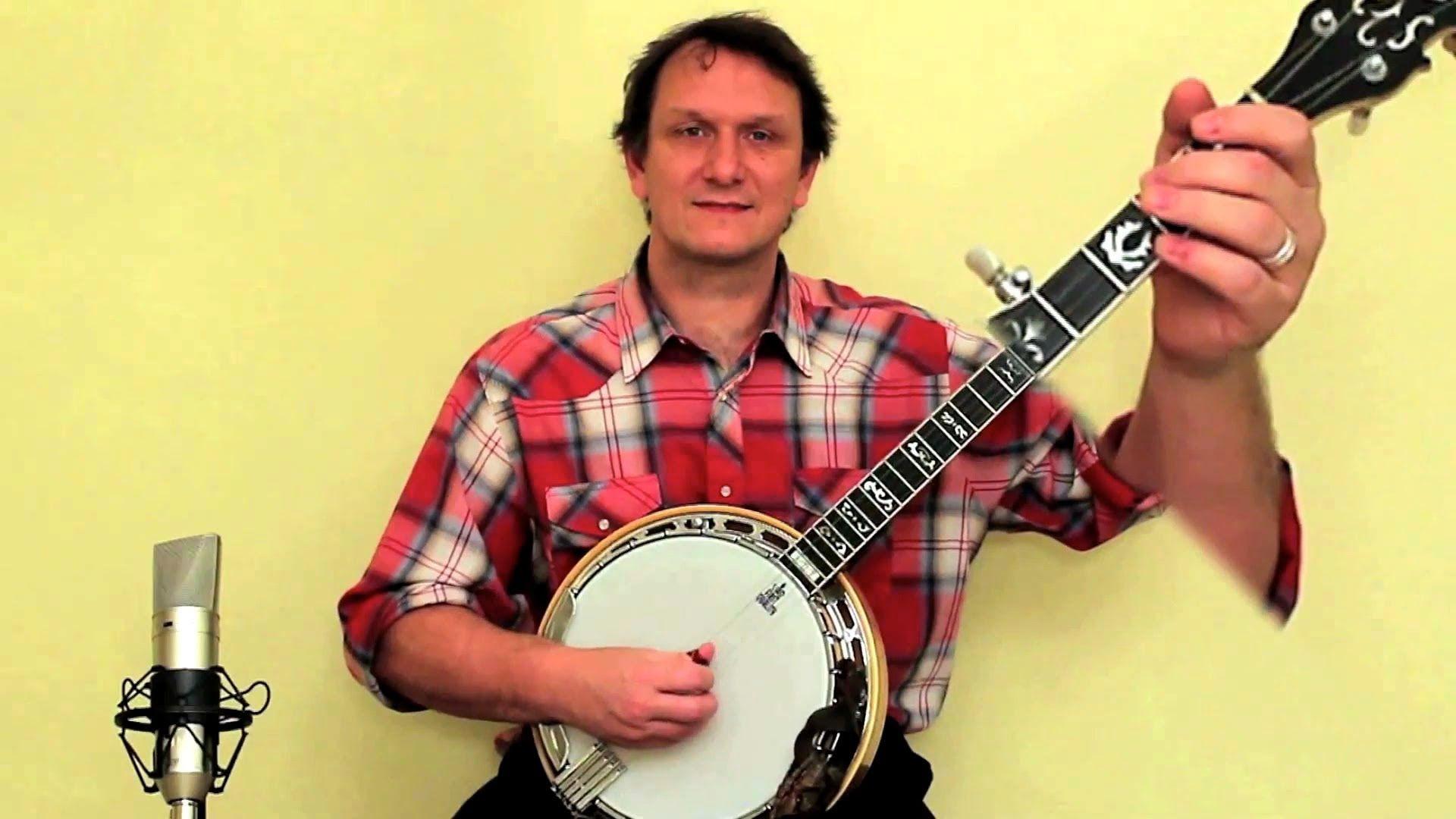 How to play the banjo banjo lessons banjo banjo music
