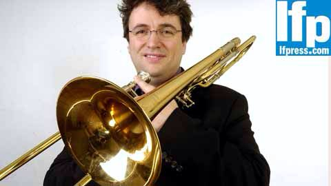 Alain Trudel Trombone Trombone Player Jazz