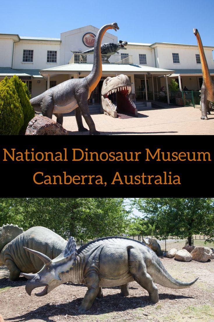 National Dinosaur Museum Canberra, Australia