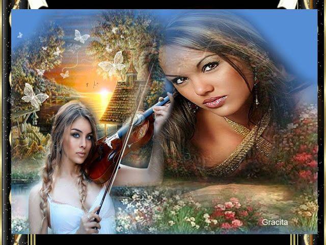 Sonhos e poesia: Sons de violino