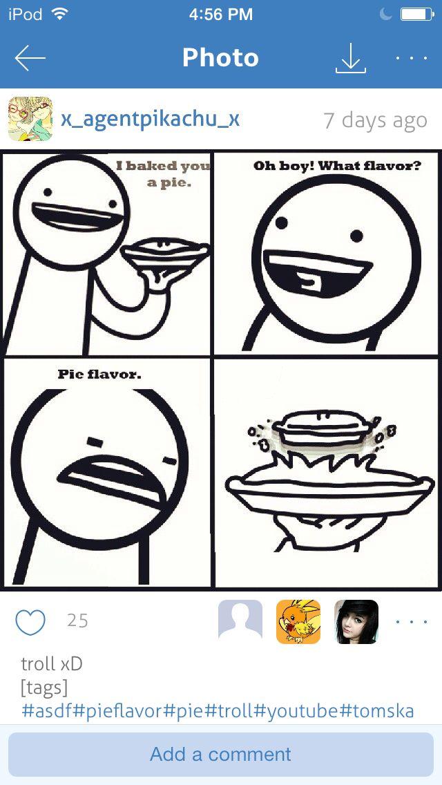Pie Flavor Funny Pinterest Pie Flavors