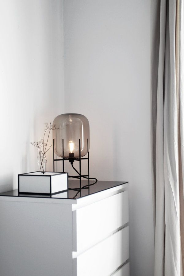 Boxenluder Dresser, Lamp table and Lights