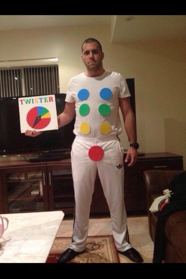 Best Halloween costume ever for a man!