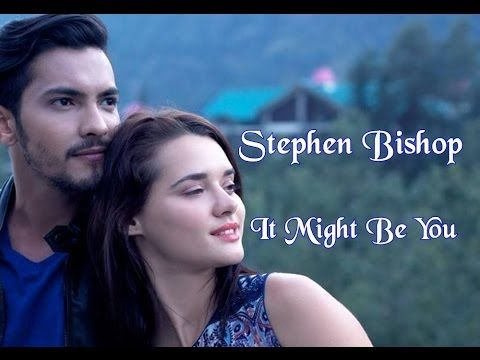 Stephen Bishop It Might Be You Traducao Youtube Com Imagens