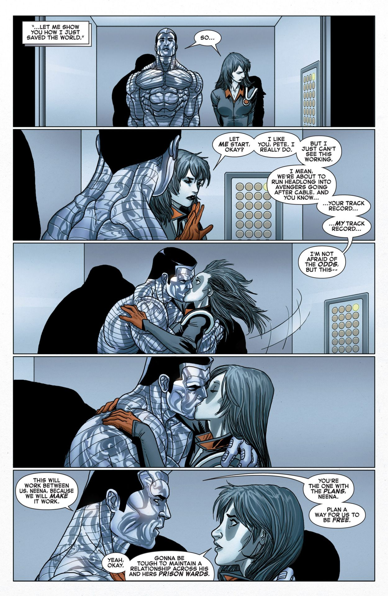 Domino marvel relationships dating