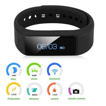Excelvan Smart Bracelet Waterproof Touch Screen For Android Ios Black Kilimall Kenya Fitness Watch Tracker Fitness Tracker Waterproof Fitness Tracker