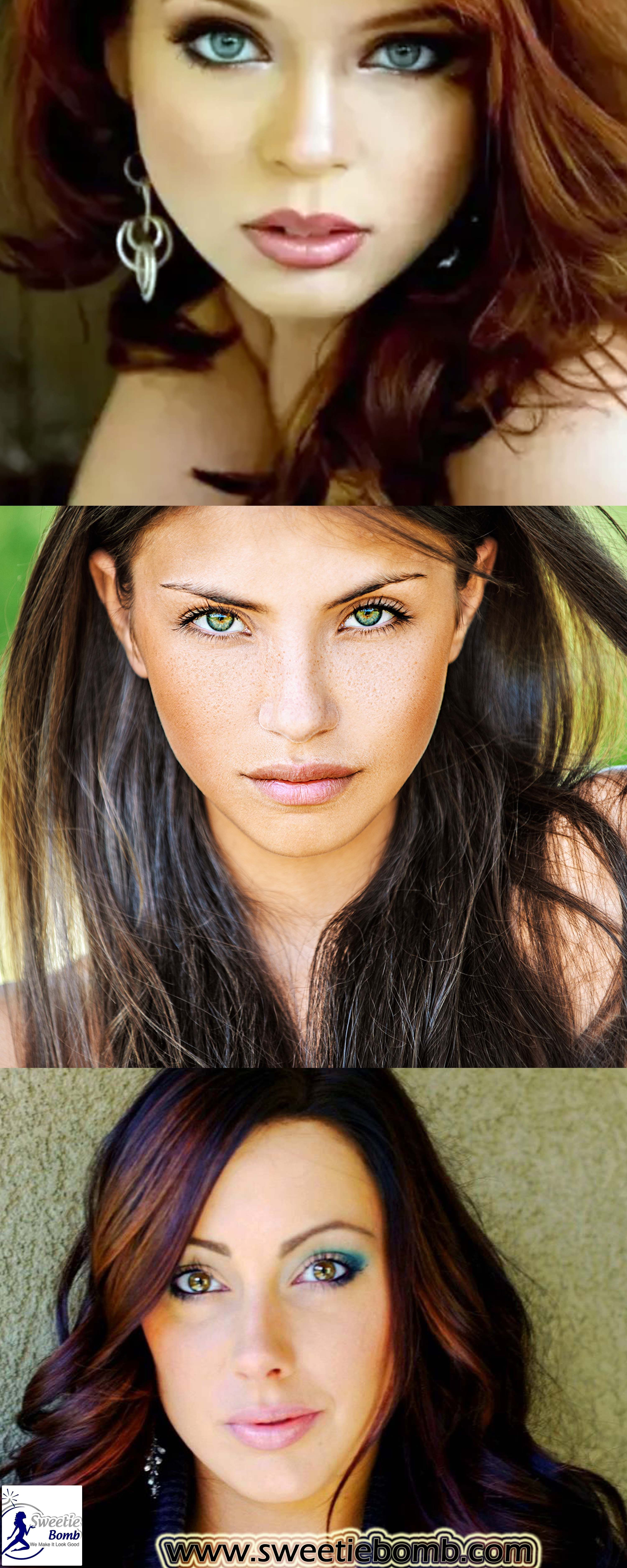 Best Hair Color For Green Eyes Lifestyle Colour Nail Beautytips