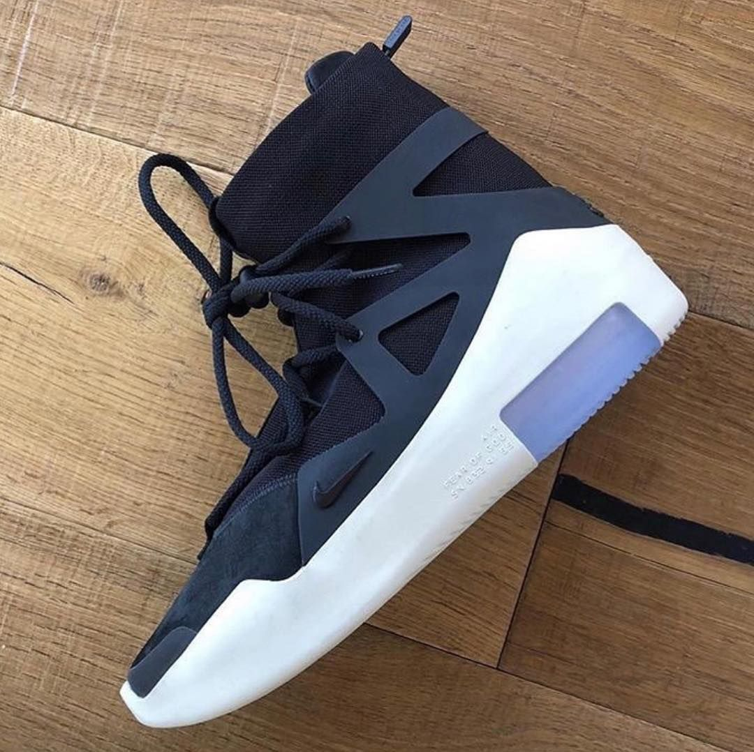 dcfb63818fa ike Air Fear of God 1 set for December 4th