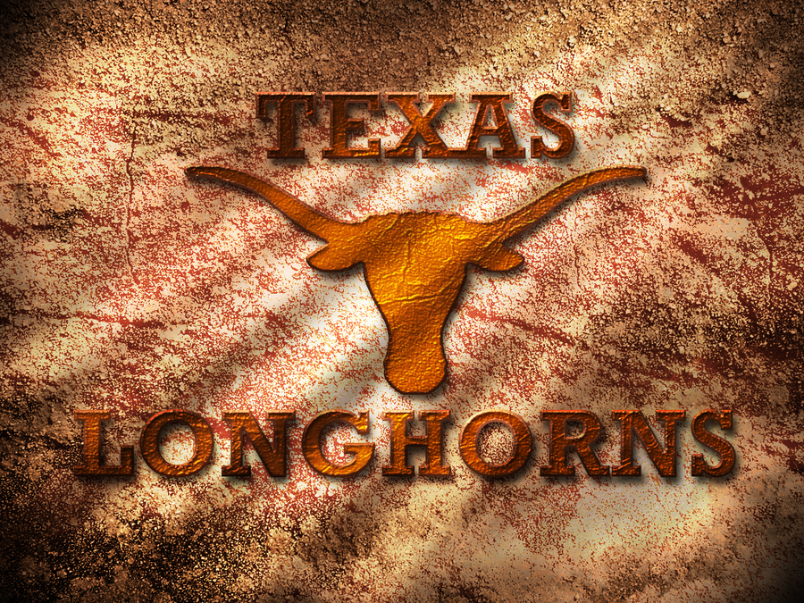 The Texas Longhorns!! University of Texas at Austin