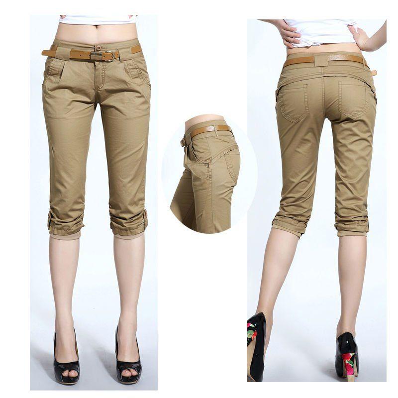 Tipos De Pantalon Mujer Buscar Con Google Pantalones Pescadores Pantalones Mujer Pantalon Pesquero