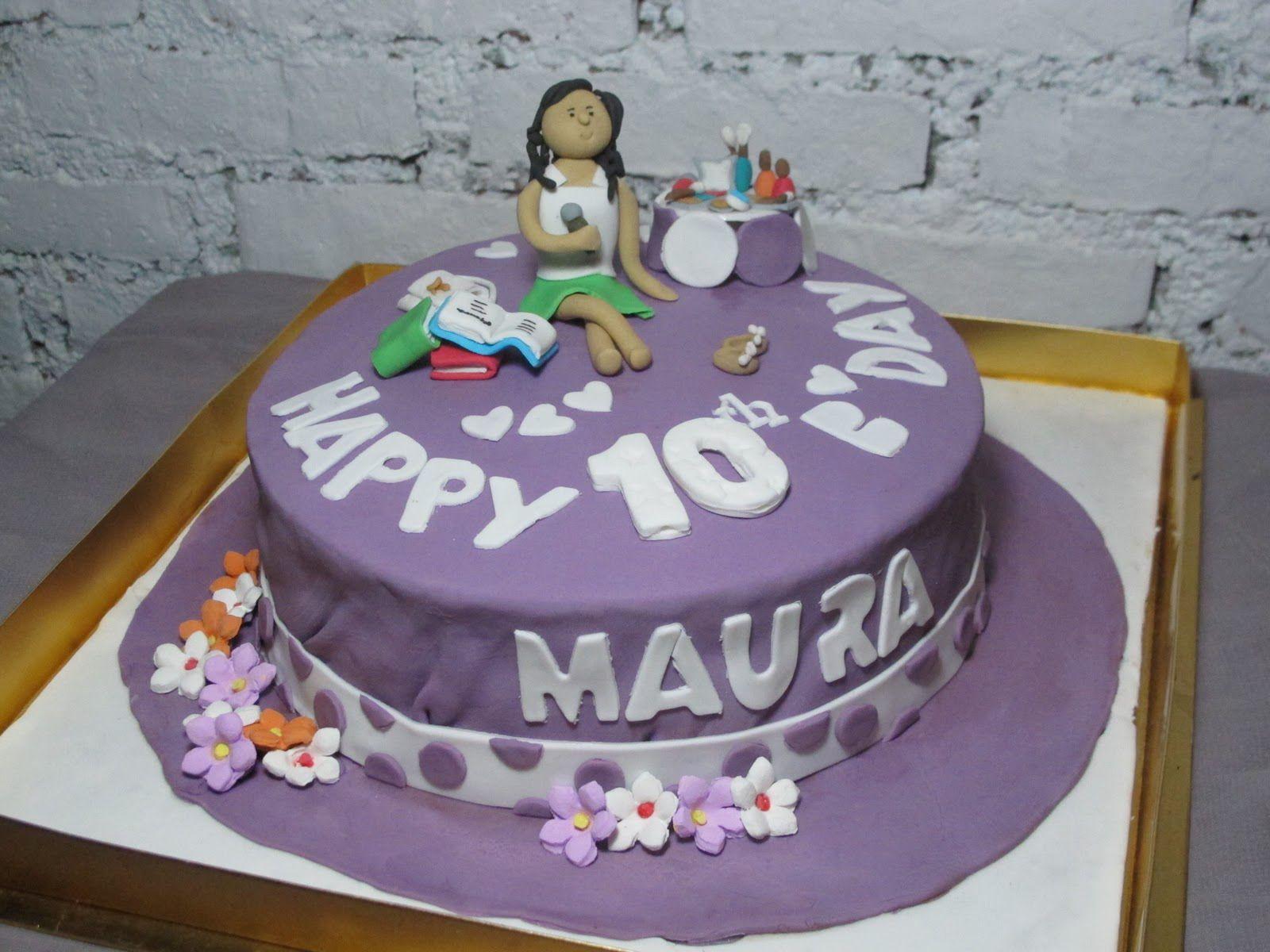 Diy Birthday Hats Pinterest 10 Year Old Girl Birthday Cake Ideas Birthday Hat Diy Birthday Birthday Cake Girls
