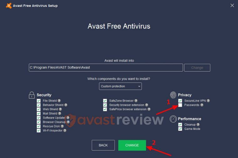 avast passwords is it safe