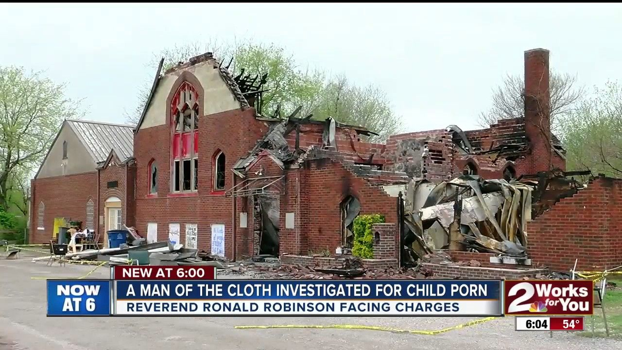 Local Pastor investigated for child porn