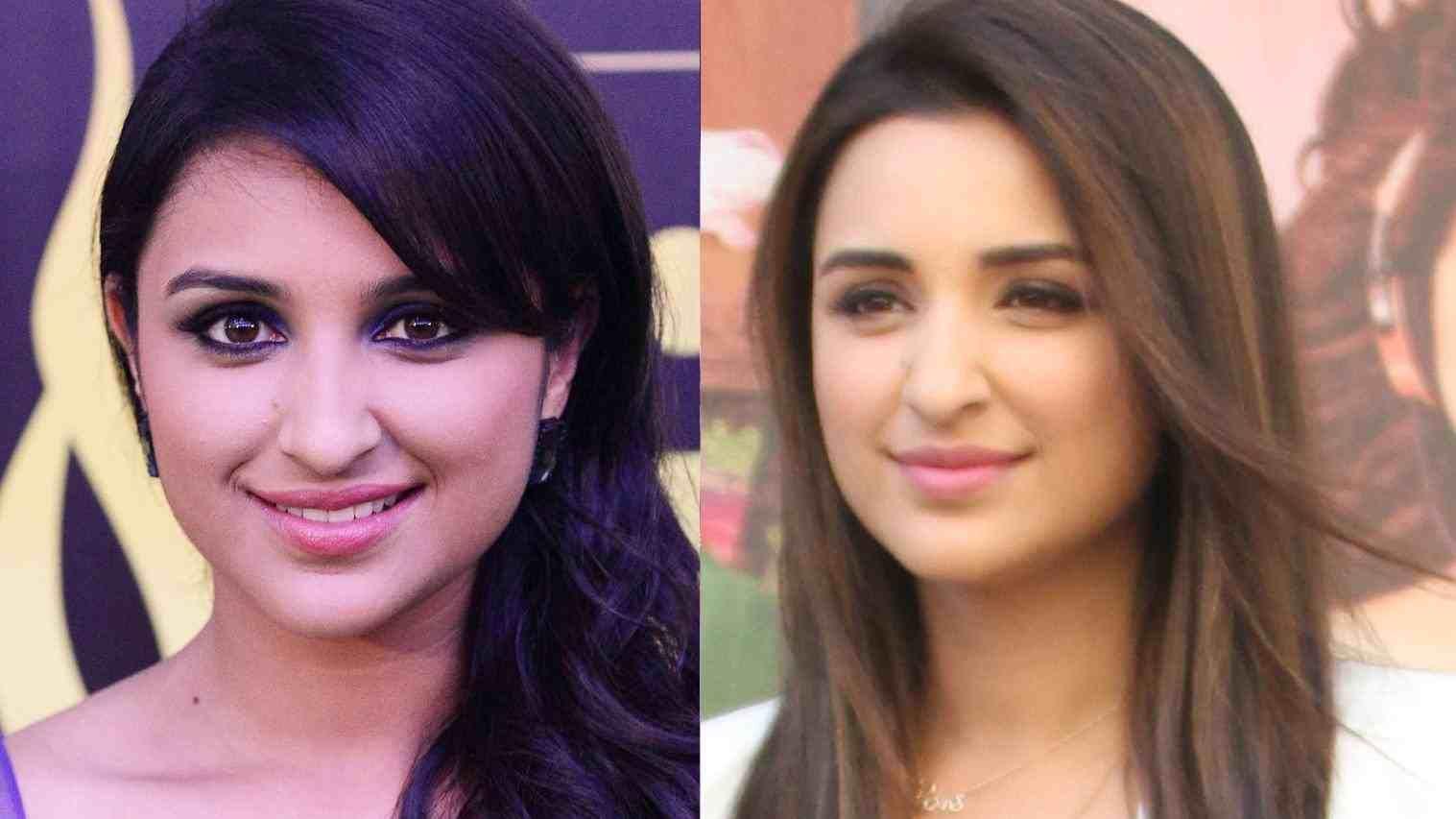 parineeti chopra hair color | hair stylist and models | hair