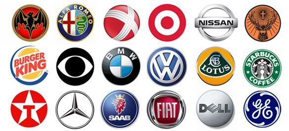 Circle Logo Designs Logo Pinterest Illuminati Company Logo - Car sign with names