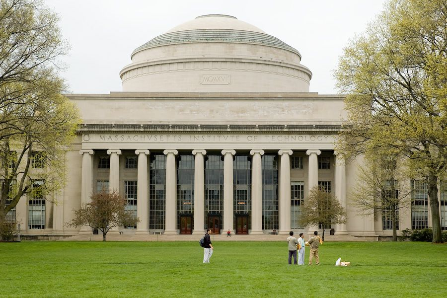 Massachusetts Institute Of Technology Mit Usa University Best University Massachusetts Institute Of Technology