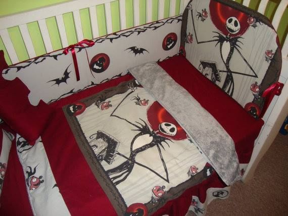 Nightmare Before Christmas Crib Bedding Sally Nightmare Before Christmas Nightmare Before Christmas Wishes For Baby
