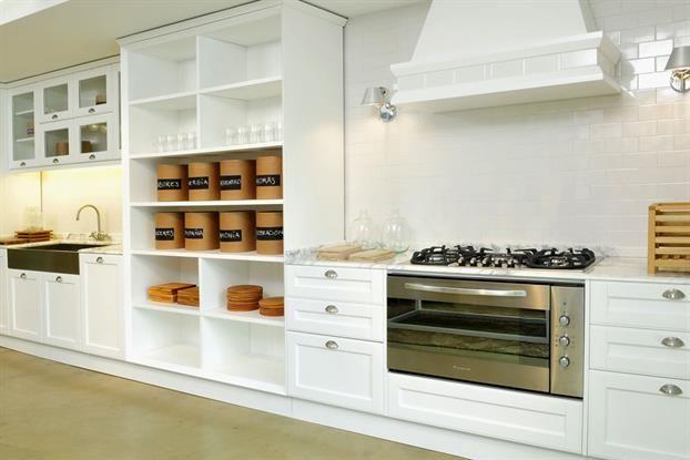 Dá un toque RETRO a tu moderna cocina | Decorar tu casa es facilisimo.com
