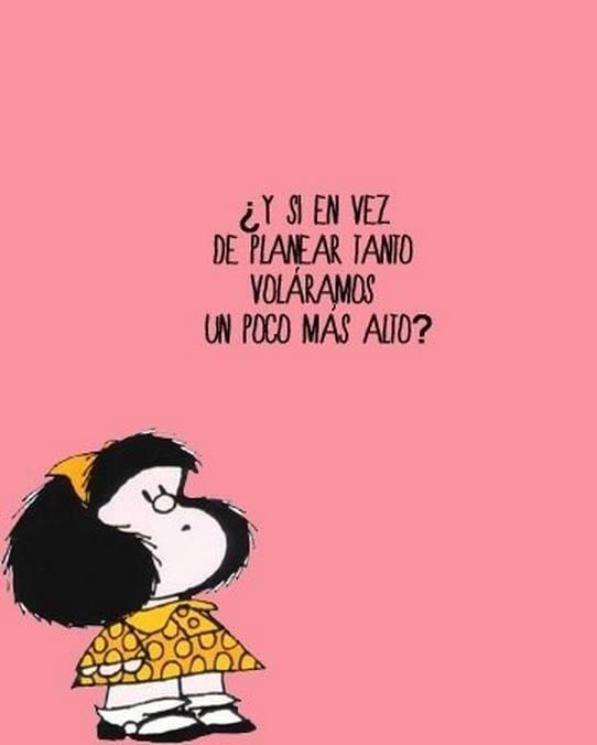 Mafalda Frases Graciosas Mafalda Frases Frases De Palabras Chistes De Mafalda