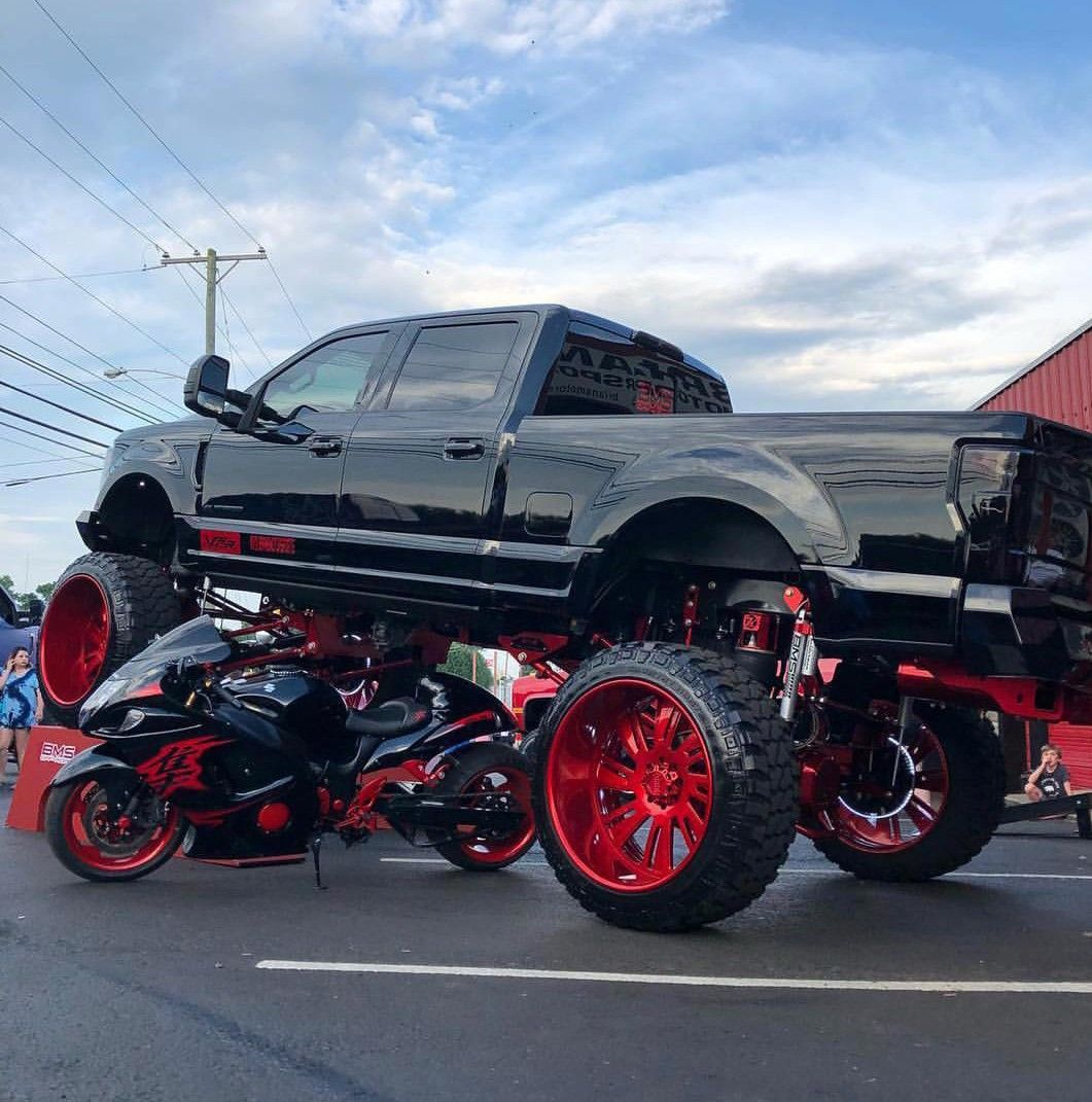Lifted Muscle Car Yes Please: Pin By Armando C On Badass Trucks