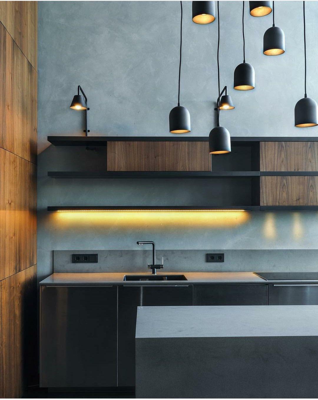 Pin by Yan Qing Lim on KITCHEN | Pinterest | Kitchens, Minimalist ...
