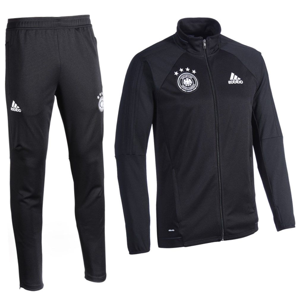 cozy fresh sold worldwide los angeles Adidas jogginganzug schwarz. | Trainingsanzug ...