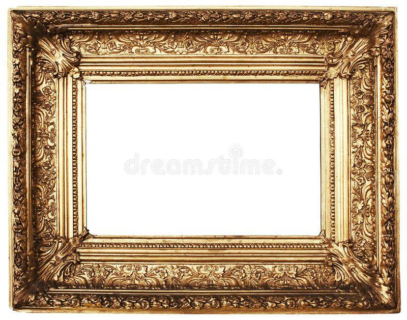 Oro adornado del marco (camino incluido)   CUADROS - MARCOS ...