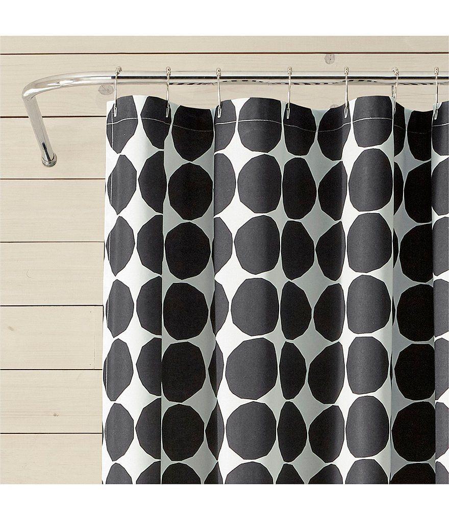 Marimekko Pienet Kivet Shower Curtain Sponsored Pienet Ad Marimekko Kivet Curtains Shower Curtain Marimekko