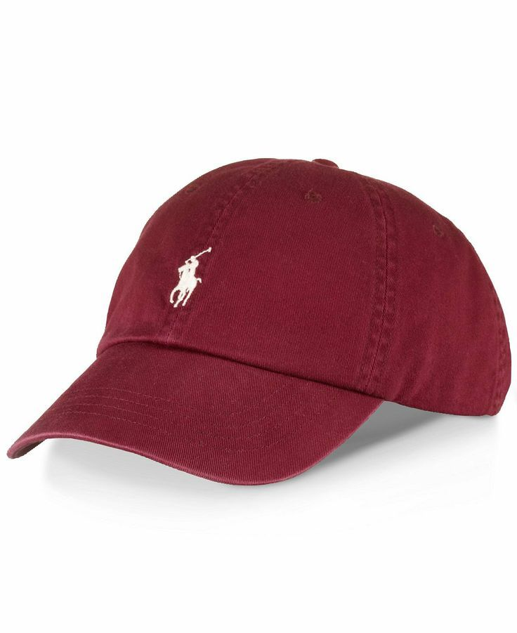589290b5 Polo Ralph Lauren Hat, Classic Chino Sports Cap on Wanelo | My style ...