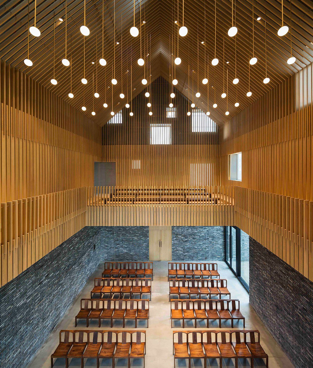 Blanc Beacon The Suzhou Chapel By Neri Hu Suzhou And Architecture # Muebles Fiotti Cali