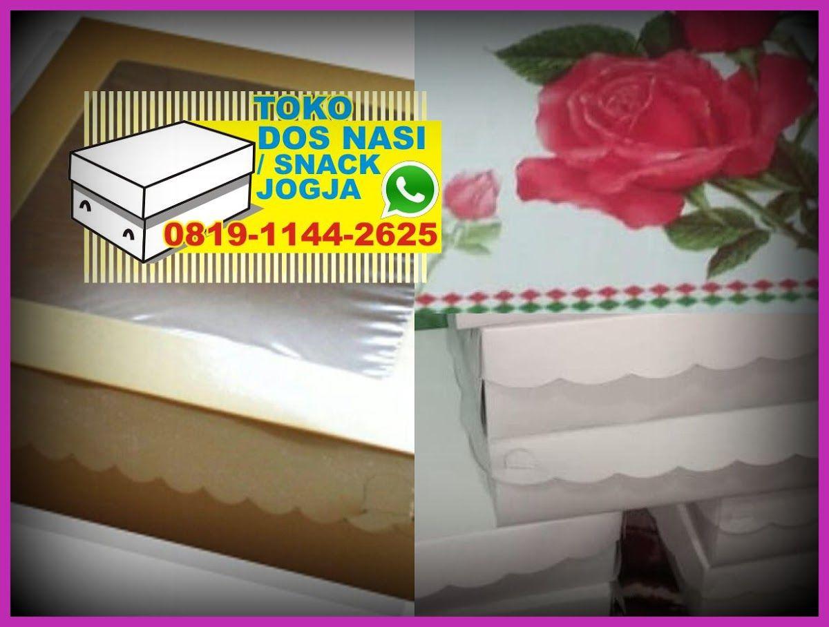 Harga Kotak Nasi Plastik Kardus Snack Ulang Tahun Dus Snack Ultah