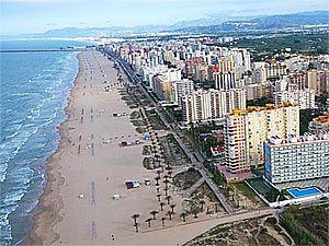 Playa de Gandia  Catalogna Spagna  I MIEI VIAGGI