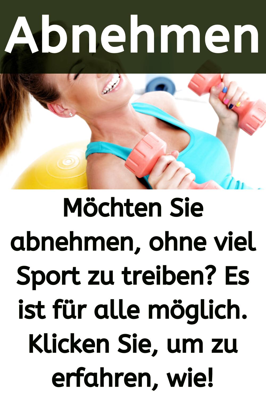 zu viel sport kein abnehmen