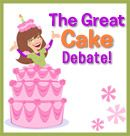 Hungry Girl - Friday Newsletter  5 ways to make guilt free cake!  Going to try the greek yogurt one!