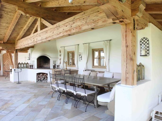 Kitzbühel poddasze Pinterest Kitzbühel, Landhäuser und - luxus landhuser