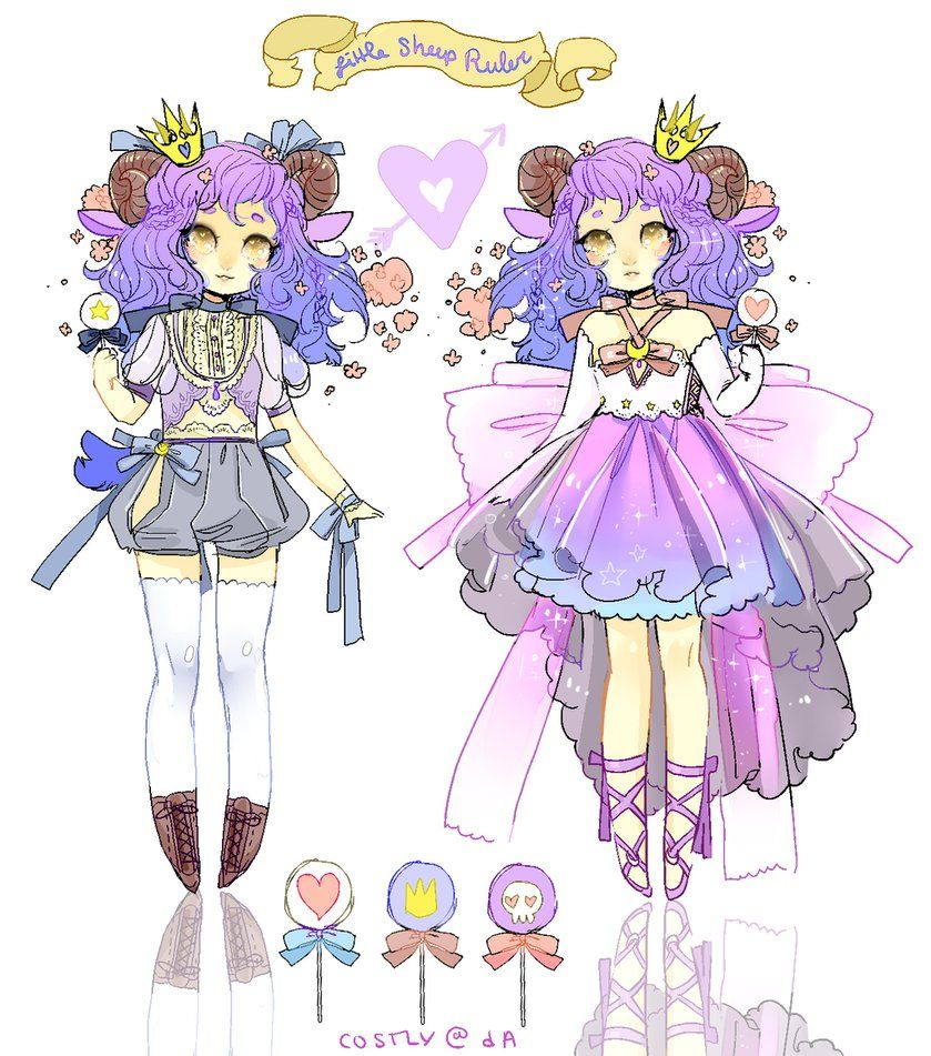 Sheep Ruler AUCTION + . (CLOSED) by Costly on DeviantArt