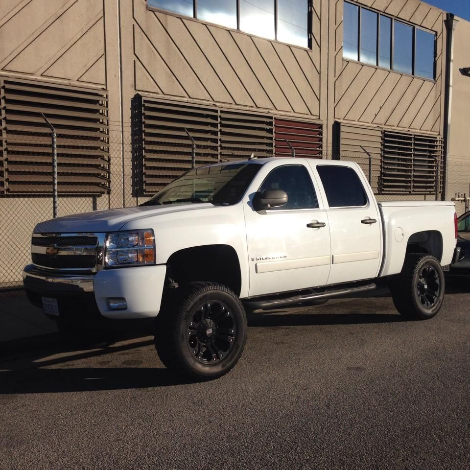 batavia chevrolet rocky leroy truck dealer trucks upstate door lifted doors rockyridge custom near ridge