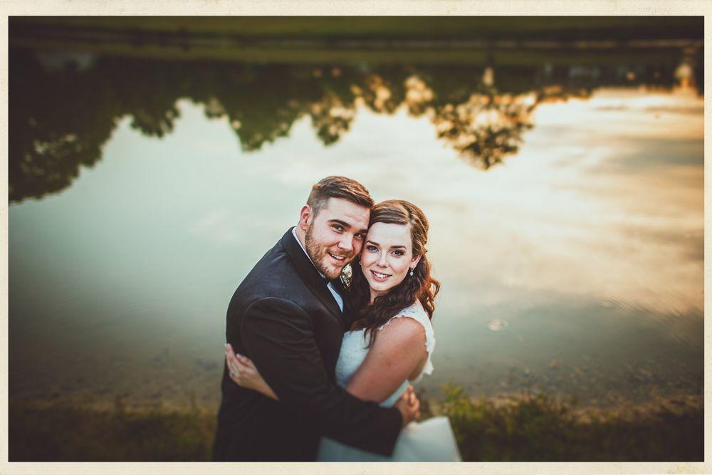 Joe And LeAnnah Wedding Day
