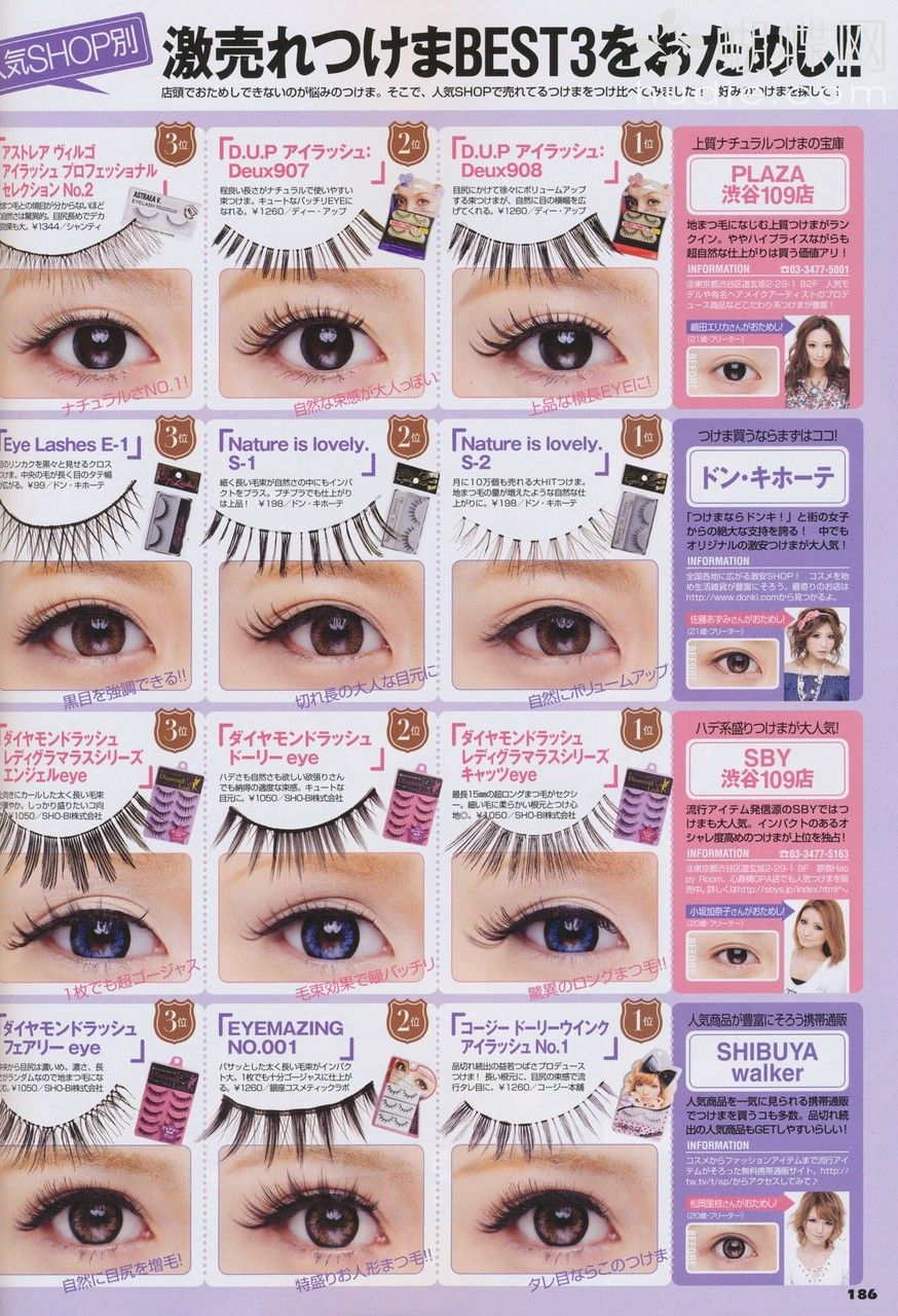 9783b4c6da1 False Eyelashes. How do they look when you put them on | At Home ...