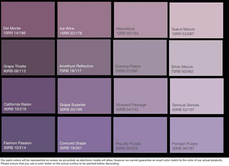 Pinterest Lavender Paint Colors Purple Paint Colors Lavender Paint