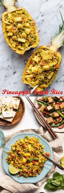 Pineapple Fried Rice - Recipes #seasonedricerecipes
