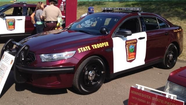 Falcon Heights Mn Mn State Patrol Unveils New Squad Cars Read