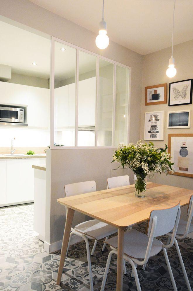 Appartement Paris 16 : 69 m2 rénovés pour une famille   Petite ...
