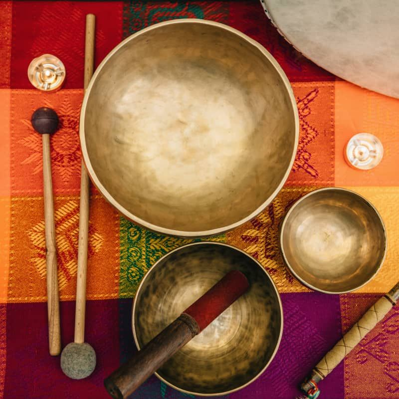 What Is a Sound Bath? How to Use a Singing Bowl Sound